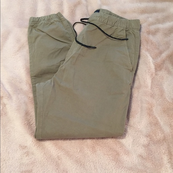 d67648485c American Eagle Outfitters Pants | American Eagle Next Level Khaki ...